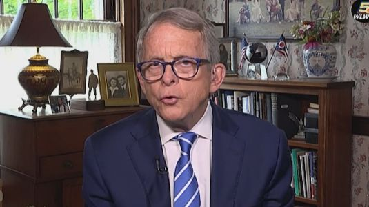 DeWine calls false positive COVID-19 test a 'wake-up call' for rapid antigen testing