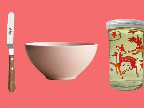 Mini Spatulas, Pink Breakfast Bowls, and More Things to Buy This Week