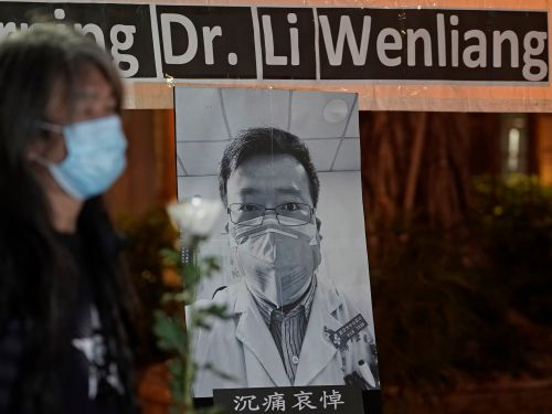 At least 5 people in China have disappeared, gotten arrested, or been silenced after speaking out about the coronavirus - here's what we know about them
