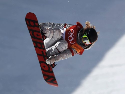 Watch the run that earned Chloe Kim her Olympic gold medal in Pyeongchang