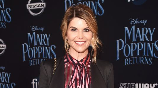 Hallmark Officially Drops Lori Loughlin From Any Future Projects Amid College Admissions Scandal