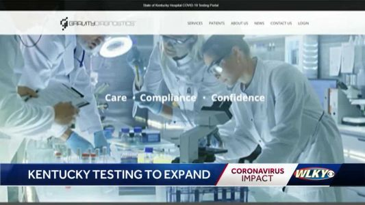 Kentucky expects big boost in COVID-19 testing with help from NKY lab
