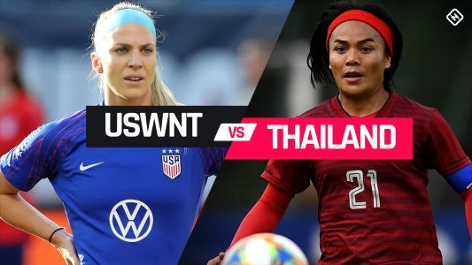 What channel is USWNT on today? Time, TV schedule for USA vs. Thailand in 2019 World Cup