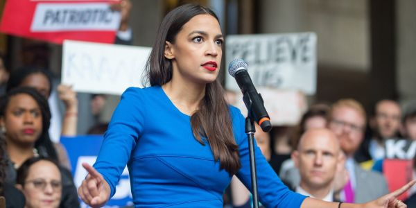 Ocasio-Cortez blames her poor approval rating numbers among New York state voters on Fox News