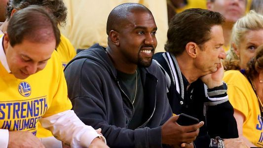 Kanye West claims he makes more money on shoes than Michael Jordan