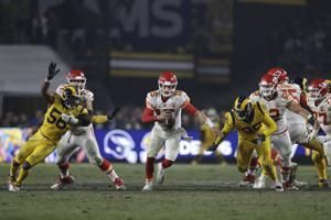 Saints still on top of Pro32 poll; Rams 2nd, Chiefs 3rd