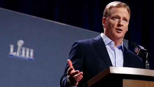 Super Bowl 53: Roger Goodell addresses no-call from NFC championship