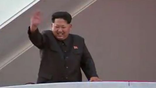 White House video shows how North Korean leader could be 'hero'