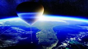 Company Wants To Fly Passengers To The Edge Of Space In A Giant Balloon