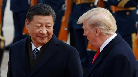 Good will gesture or 'desperate aggressive behavior'? Boom Bust on Trump's trade war with China