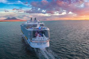 Royal Caribbean sets up with artificial intelligence