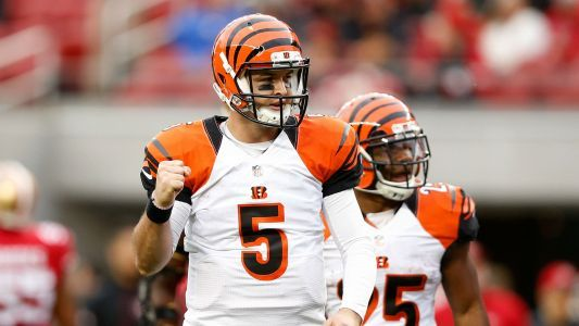NFL free agent news: Bills sign QB AJ McCarron to 2-year deal