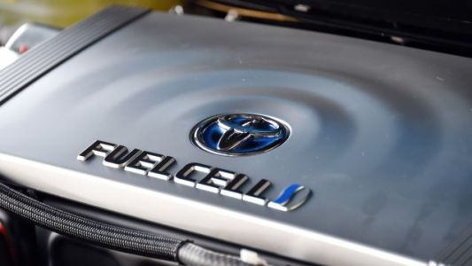 Toyota Won't Give Up The Fuel Cell Dream