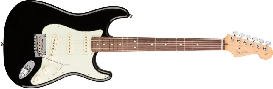 American Dream: The Revamped Stratocaster