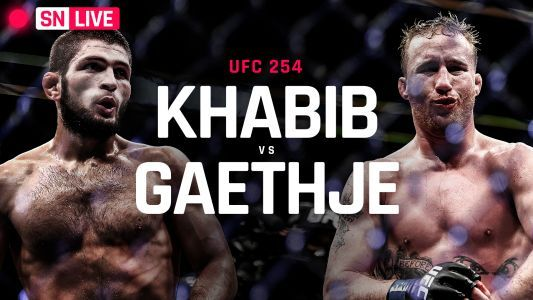 Khabib Nurmagomedov vs. Justin Gaethje live fight updates, results, highlights from UFC 254