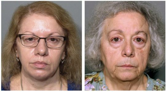 Lunch lady sisters steal nearly $500,000 from school cafeterias