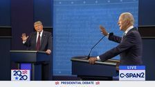 Joe Biden Tears Into Donald Trump For Debate Interruptions: 'Will You Shut Up, Man?'