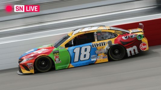 NASCAR at Richmond: Live race updates, results, highlights from Toyota Owners 400