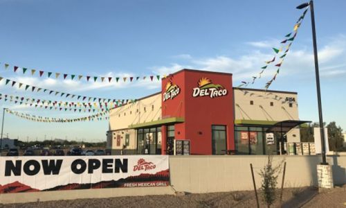 Del Taco Adds Another Arizona Restaurant to the Map