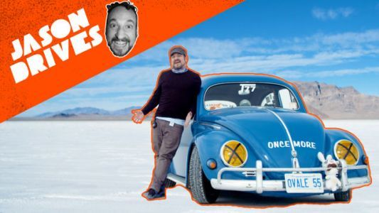 What It's Like to Drive a Very Slow Car Fast Across the Bonneville Salt Flats