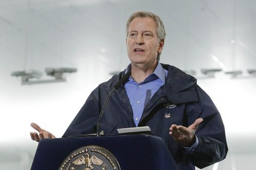 New York budget crisis takes de Blasio back to the '70s