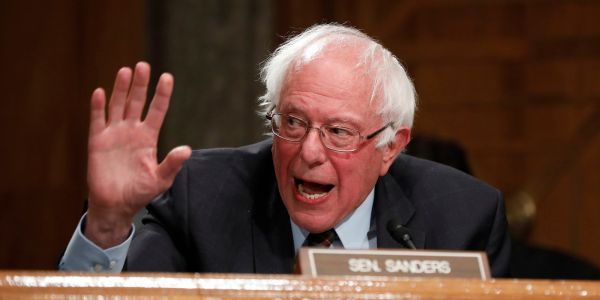 White House bashes 'self-avowed socialist' Bernie Sanders as 'ridiculous' for calling Trump an authoritarian
