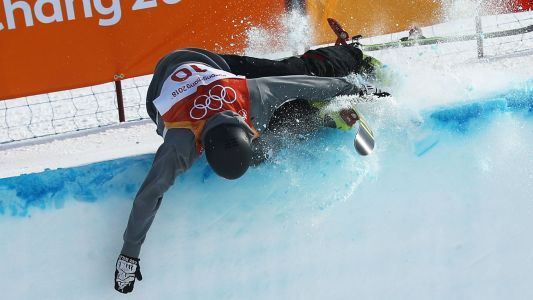 Winter Olympics 2018: Swiss skier suffers scary crash in halfpipe competition