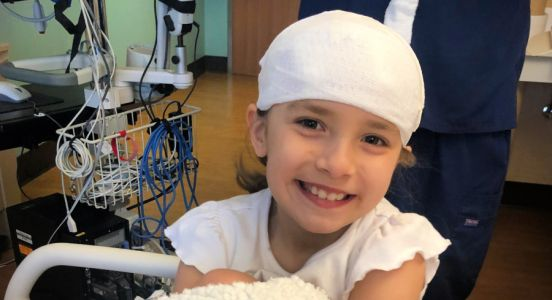 Over $250,000 raised for 7-year-old running lemonade stand to fund her own brain surgeries