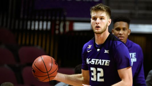 Kansas State's leading scorer Dean Wade hopeful to return vs. Kentucky