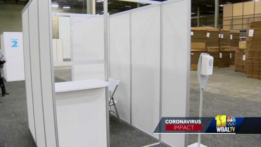Elkridge company continually designing new products to help fight against COVID-19