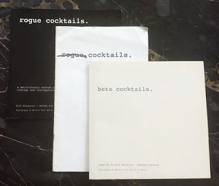 :: a 10 year retrospective on the rogue/beta cocktails books: :