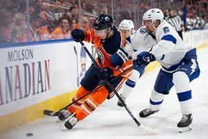 Kucherov has 5 points as red-hot Lightning beat Oilers 6-3