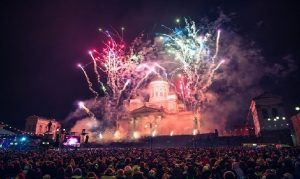 Top artists to star at Helsinki's New Year's Eve celebrations in Senate Square