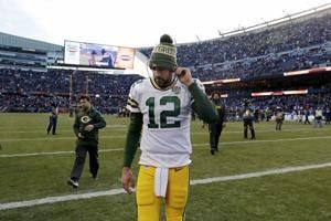 Rodgers gets 7th Pro Bowl nod in Packers' playoff-less year