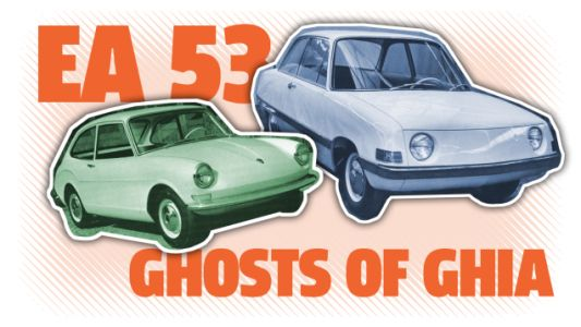These Old Ghia-Designed VW Prototypes Are Some Of The Best-Looking VWs You've Never Seen