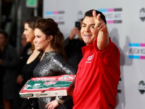 Papa John's is distancing itself from its controversial founder, but he still has a stake worth more than $500 million in the company