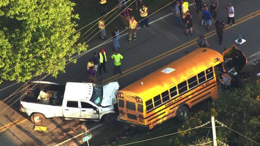 School bus driver killed in Indiana County wreck