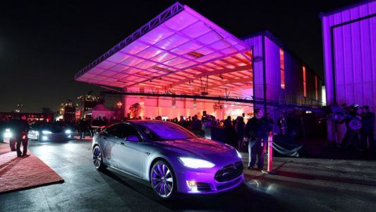 Elon Musk Says Rockin' Drive-In Restaurant, Roller Skating, and Theater Coming to Tesla Supercharger Station