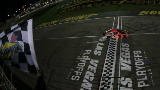 What time does the NASCAR race start today? TV schedule, channel for Las Vegas race