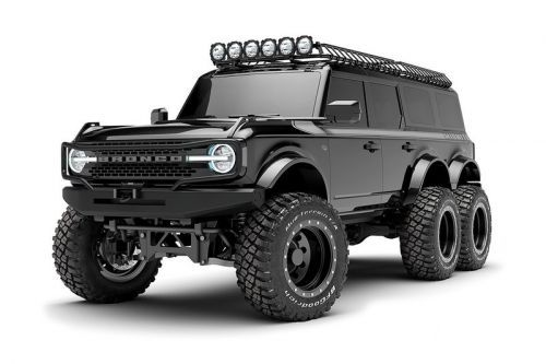 Maxlider Brothers Unveils Monstrous 6x6 Ford Bronco