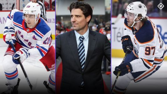 Patrick Sharp hones in on NHL trade deadline, Maple Leafs, Connor McDavid and Stanley Cup picks