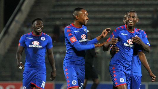 SuperSport United's Siyabonga Nhlapo speaks to Goal about lessons learnt in Caf Confed Cup final