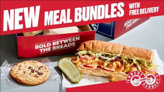 Erbert & Gerbert's Introduces New Family Meal Bundles