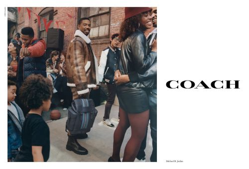 Michael B. Jordan & Jeremy Lin 'With Friends' for Coach Fall Campaign