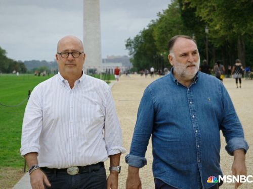 Andrew Zimmern's New Show, 'What's Eating America,' Will Tackle the Politics of Food