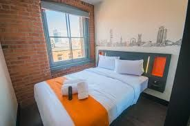 The easyHotel might fail to open because of its room size