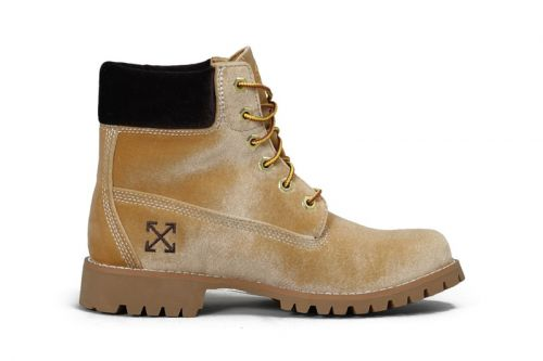 Off-White™ x Timberland Boot in Camel Is Available Again