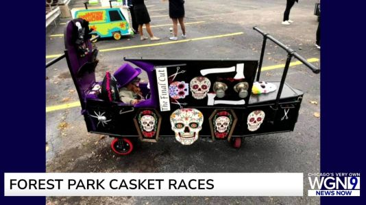 9th Annual Forest Park Casket Races ready to roll