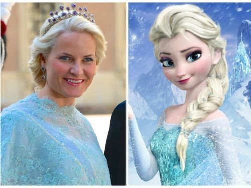 12 real-life royals and their Disney prince and princess doppelgängers