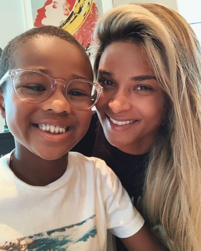 Ciara Prays for 'Unity' in Powerful Message to Son Future After George Floyd's Death